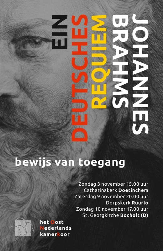 Kaartje Brahms 2019
